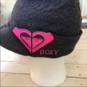 Roxy winter beanie brim hat